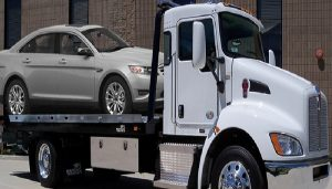 Towing Services - Flatbed Towing