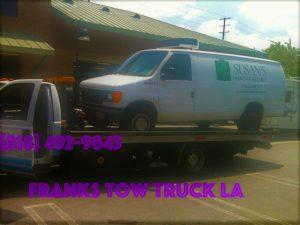 Franks Tow Truck - Studio City Towing